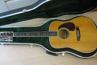 マーチンのD-42K アコースティックギターも買取