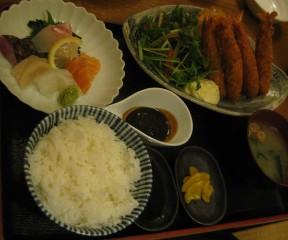福岡の博多まかない食堂