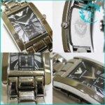 アルマーニのクオーツ腕時計AR-0156買取価格
