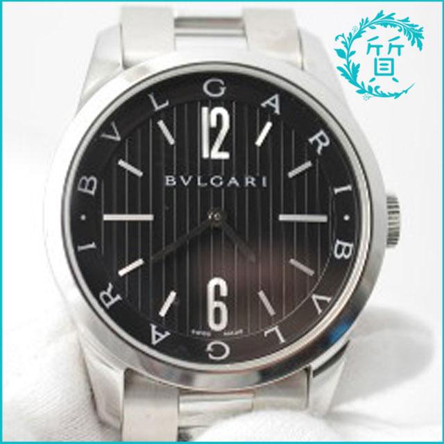 ブルガリの時計 ソロテンポ ST37S買取価格