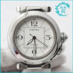 カルティエの時計パシャC買取価格