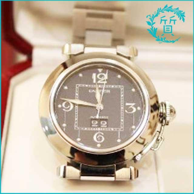 カルティエの時計パシャC!買取価格