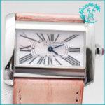 カルティエの時計ミニディヴァンW6301455買取価格