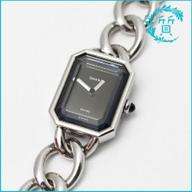 シャネルの時計プルミエール H0452買取価格