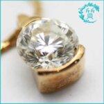 ダイヤモンドネックレス!D2.012c買取価格