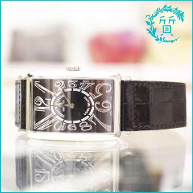 フランクミュラーの時計ロングアイランド1200SC買取価格