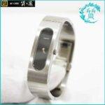 グッチGUCCIの腕時計2400S!クォーツ黒・ブラック買取価格