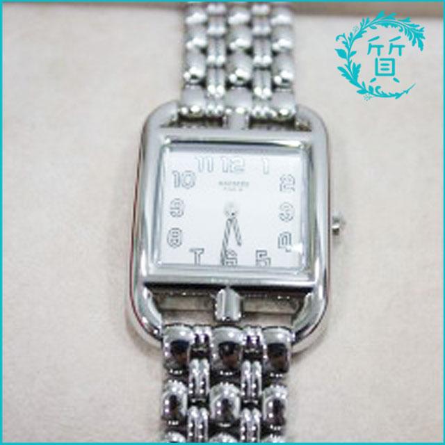 エルメスの腕時計ケープコッド!買取価格