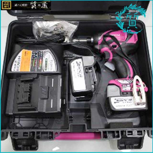 日立HitachiKokiのインパクトドライバWH14DBAL2買取価格