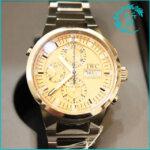 IWCの腕時計GSTクロノ ラトラパント買取価格
