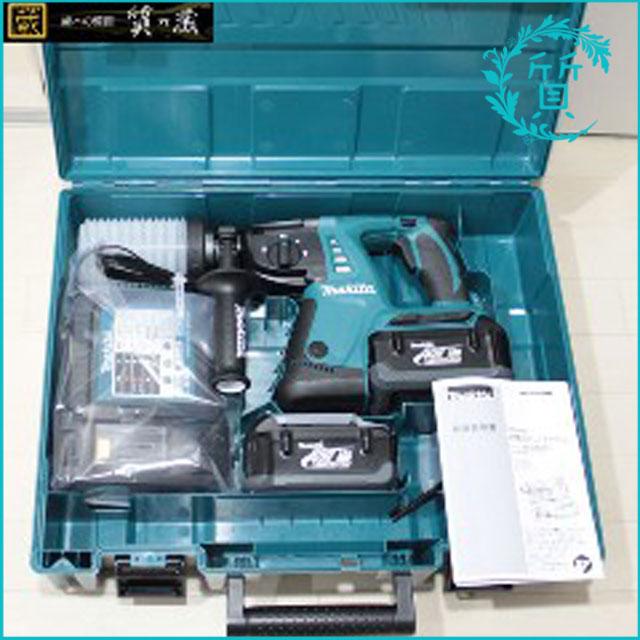 マキタの充電式ハンマドリルHR262DRDX!買取価格