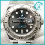 ロレックスの時計ヨットマスター116622買取価格
