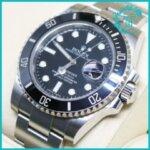 ロレックスのサブマリーナ116610LN買取価格