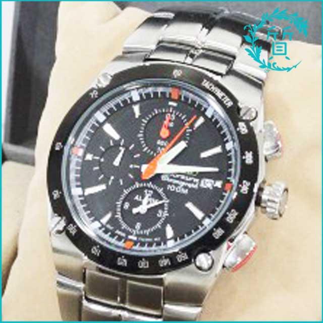 セイコーSEIKOの時計7T62-0ED0!クロノグラフ買取価格