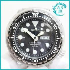 セイコーの時計プロスペックス マリーンマスター買取価格