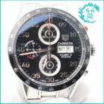 タグホイヤーの時計カレラCV2A10買取価格