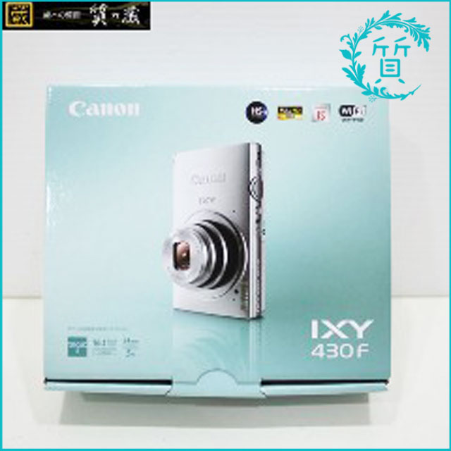 キャノンCanonのデジタルカメラ!イクシーIXY430F買取価格