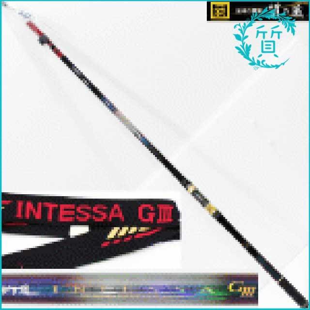 がまかつGamakatsuの釣竿!インテッサINTESSA GⅢ15-50買取価格
