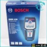 工具のBOSCHボッシュ!デジタル探知機壁裏センサーGMS120!買取価格