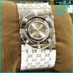 グッチ GUCCIのレディースウォッチ腕時計クォーツ112!買取価格