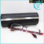 ジャポニスムJAPONISMの眼鏡メガネワインレッド!JN-511買取価格