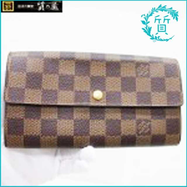 ルイヴィトンの長財布!ポシェット・ポルト モネ カルト クレディN61724 !買取価格