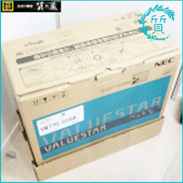 NEC VALUESTARの23型ワイド液晶一体型デスクトップ!PCVW770GS6B買取価格