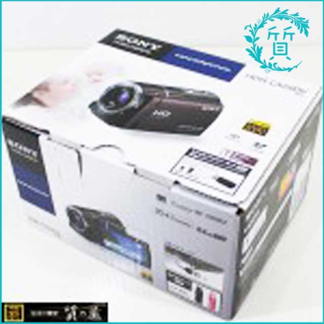 ソニーのHDR-CX590V!デジタルビデオカメラ買取価格
