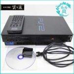 ソニーのプレイステーション2SCPH-30000本体ジャンク品!買取価格