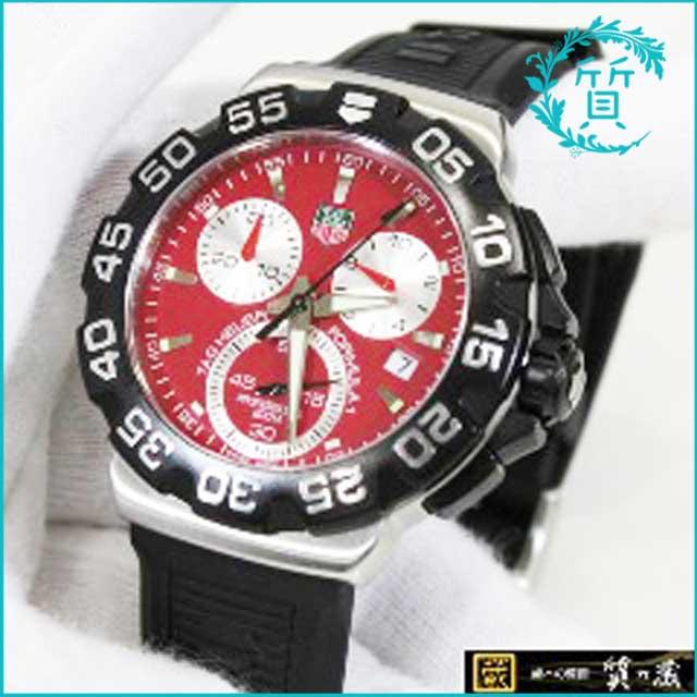 TAGHeuerタグホイヤーの時計!フォーミュラ1CAH1112買取価格