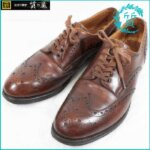 HIROSHI TSUBOUCHI(ツボウチ ヒロシ)の靴!買取価格