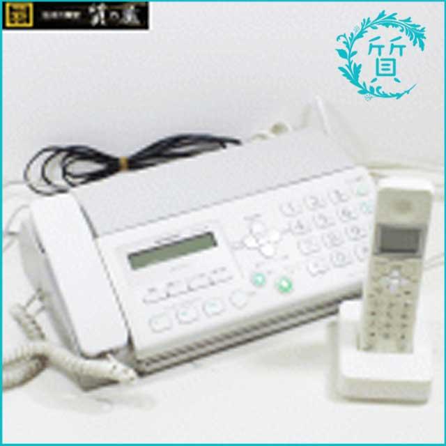 シャープSHARPの電話ファックス!UX-D17CL買取価格
