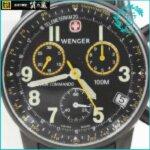 WENGERウェンガーのクロノ時計!707X買取価格