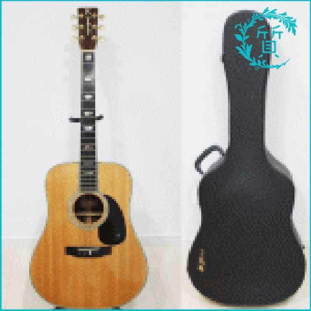 ヤイリK.YAIRIのアコースティックギターYW800買取価格
