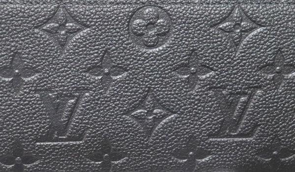 ルイ・ヴィトンのアンプラント柄