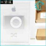 アップルAPPLEのipod shuffle2GBシルバー買取価格