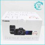 キャノンのカメラKissX5!ダブルズームキット!買取価格