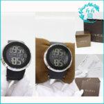 グッチGUCCIの時計!GGラバーYA114202!買取価格