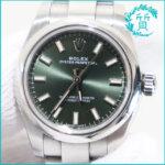 ロレックスの時計オイスターパーペチュアル176200買取価格