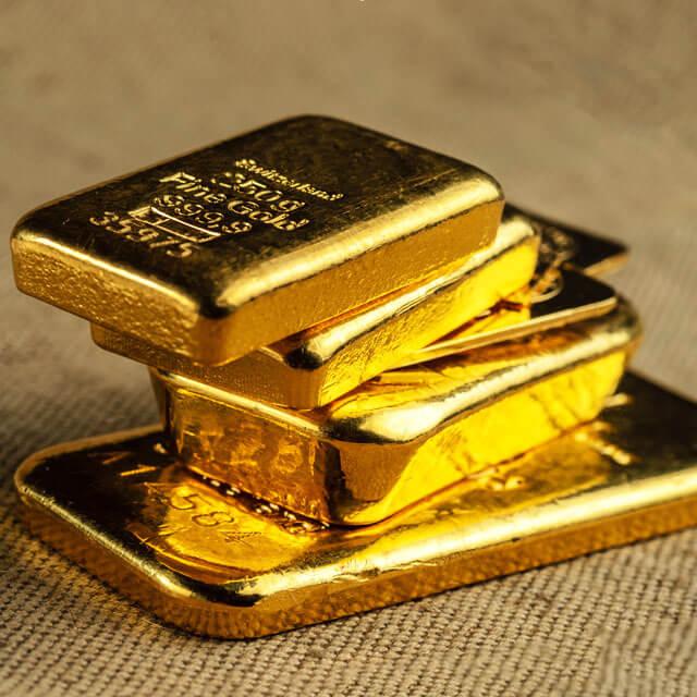 金の種類や特徴