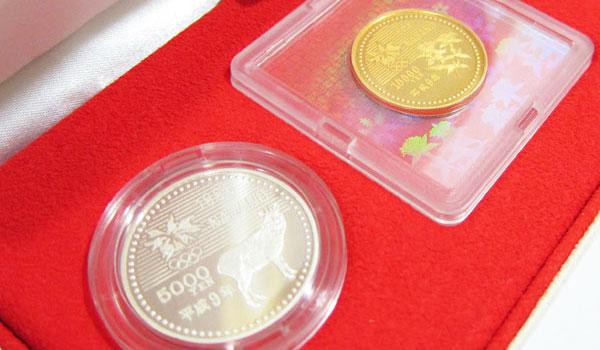 記念金貨の価値