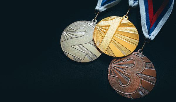 オリンピックメダルの規格