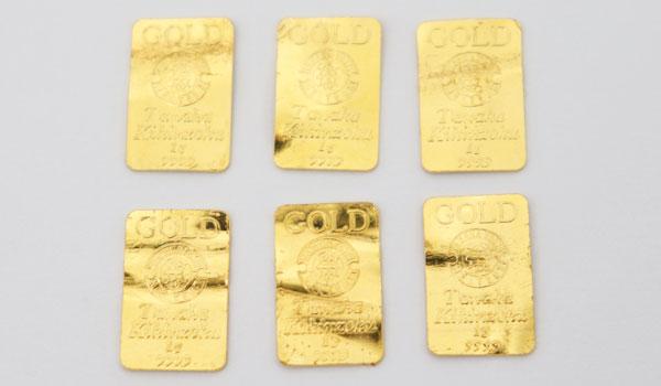 パチンコの特殊景品の純金は買取してもらえるの?