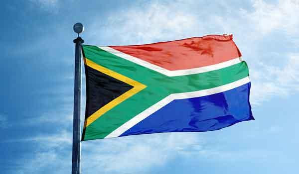 プラチナは南アフリカ