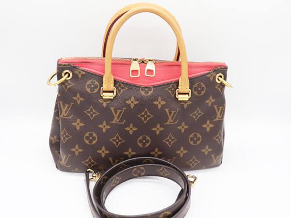 ルイ・ヴィトンのバッグ!パラスBB(M50068)